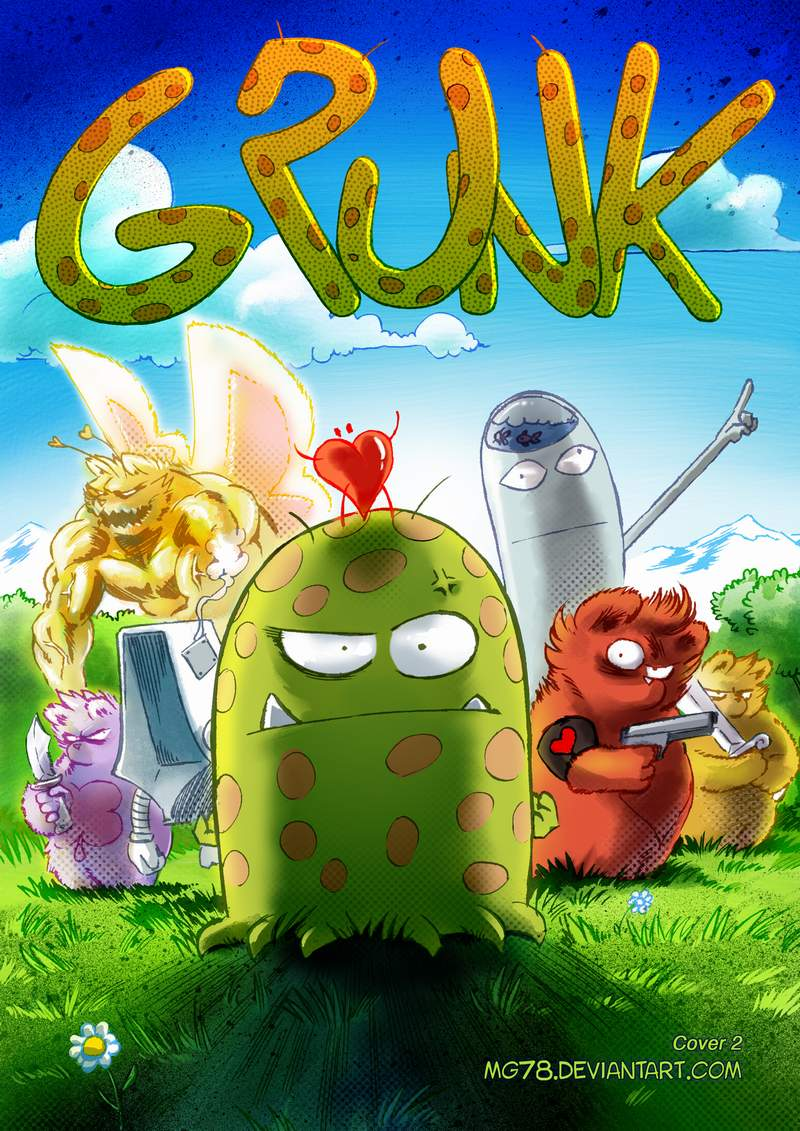 Grunk Cover 2