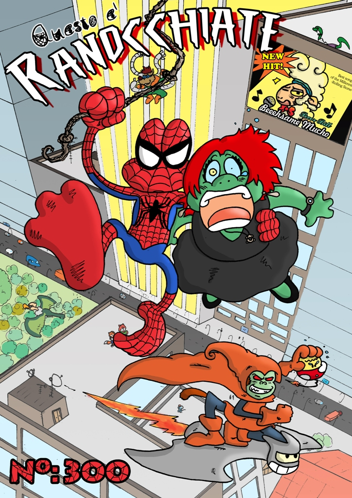 Spiderman300