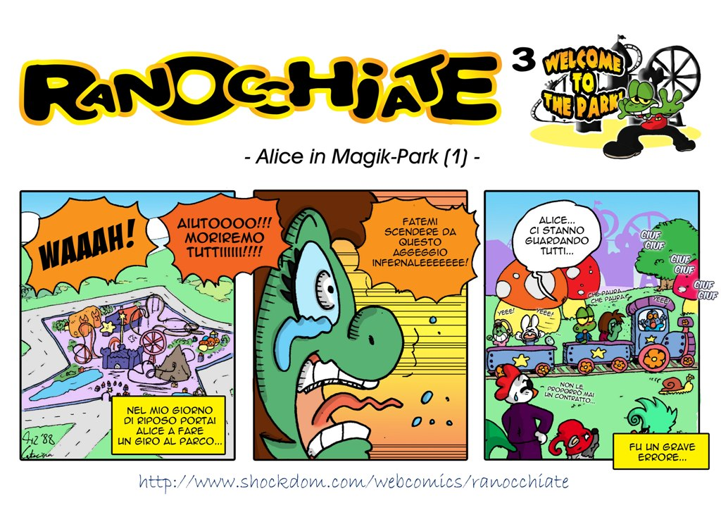 Alice in Magik-Park (1 di 6)