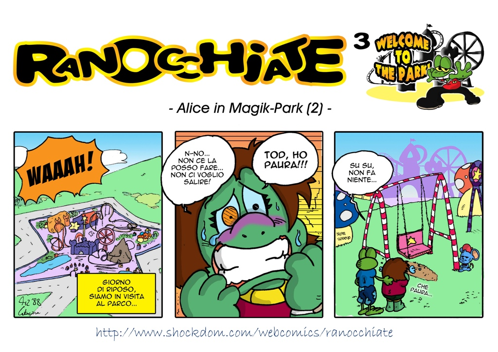 Alice in Magik-Park (2)