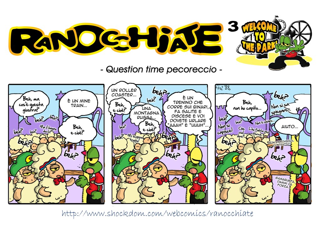 Question time pecoreccio