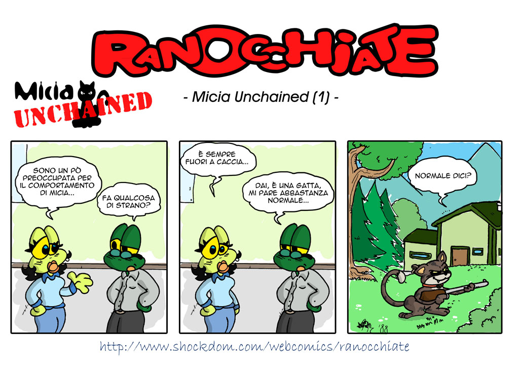 Micia Unchained (1)